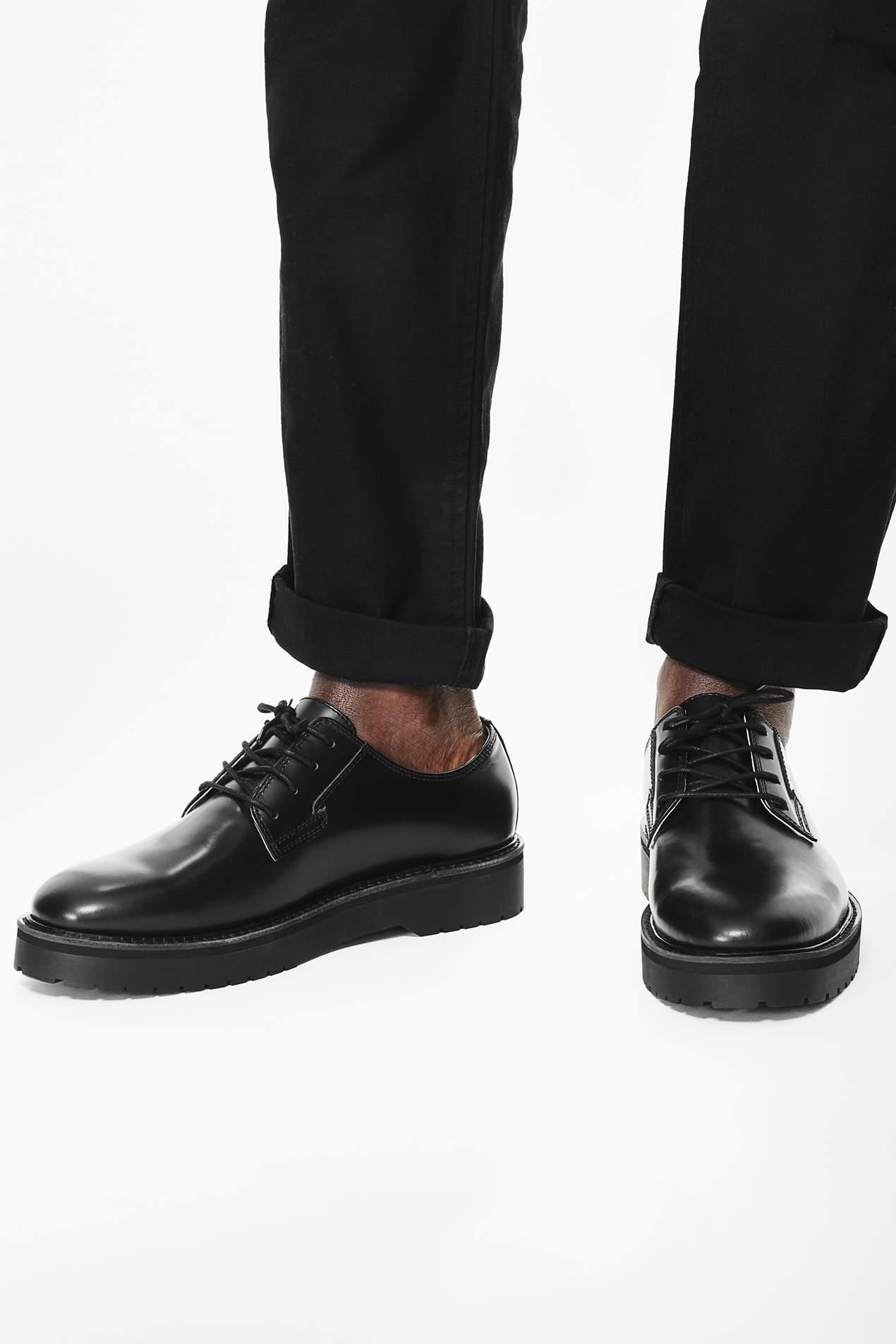 Ali Leather Shoes – Balance