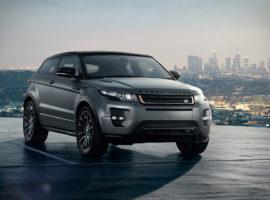 Range Rover Evoque for Victoria Beckham