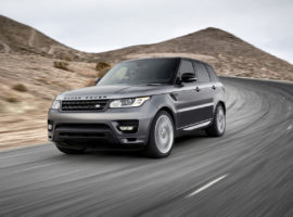 Range Rover Sport evokes a little bit more lust for 2014