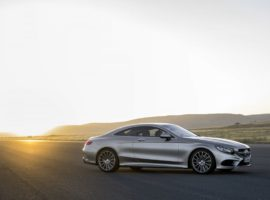 The Mercedes S-Class Coupe is ultra-luxurious