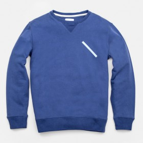 Bowery Chest Slash Sweatshirt