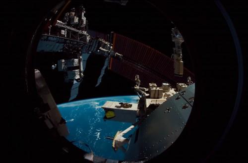 NASA Space Photos Compiled Into Time-Lapse