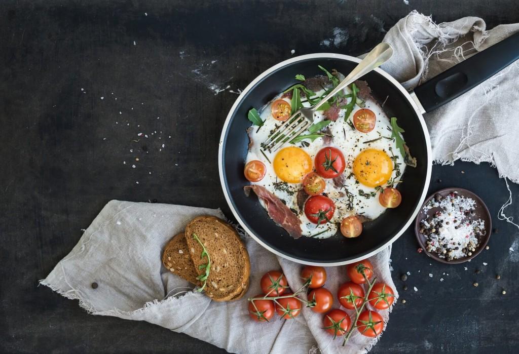 vegan-meat-seafood-flavors-Sliced Bread Ciabatta and Oil (EasyRecipe Demo) 1