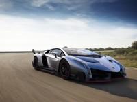 Lamborghini Veneno in detail