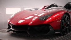 Officially Lamborghini Aventador J Trailer