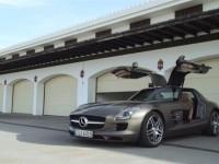 New Mercedes SLS AMG Roadster 2014