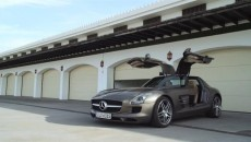 New Mercedes SLS AMG Roadster 2014