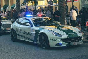 Dubai Police fine 388 vehicles for excess load