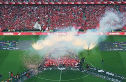 Benfica crowned 2014/15 Champions of Portugal