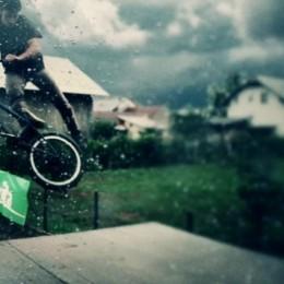 BMX in Slow Motion